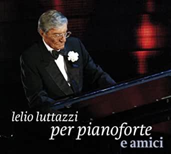 Lelio Luttazzi CD per Pianoforte e Amici